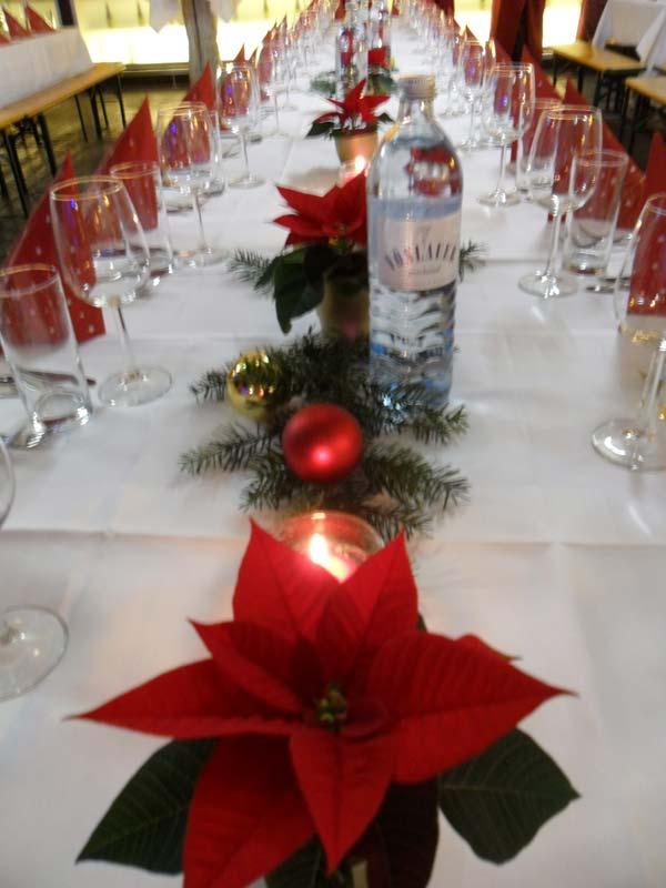Weihnachtsfeier Dekoration.Festlmacher Catering And More Weihnachtsfeiern Galerie
